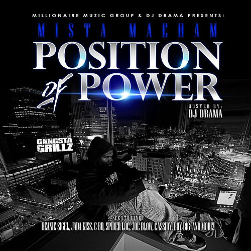 Position of Power von DJ Drama