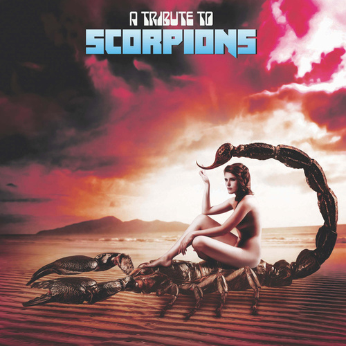 Covered Like A Hurricane - A Tribute To Scorpions de Various Artists