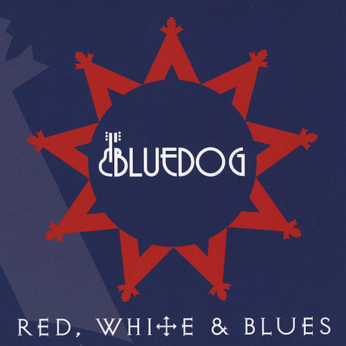 Red, White & Blues de Blue Dog