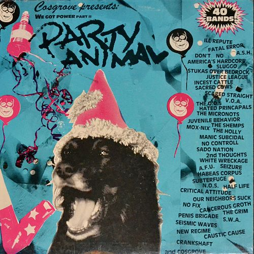 Party Animal de Various Artists
