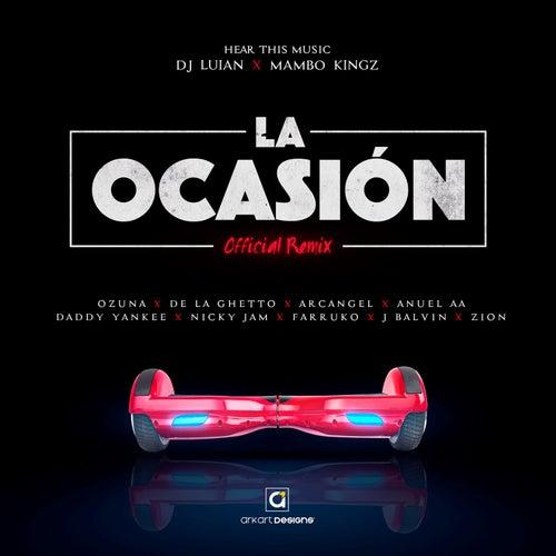 La Ocasión (Remix) de Mambo Kingz