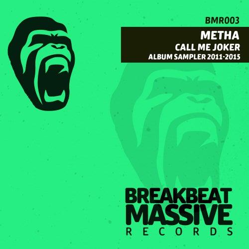 Call Me Joker (album sampler 2011-2015) de Metha