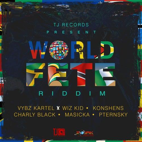 World Fete Riddim de Various Artists