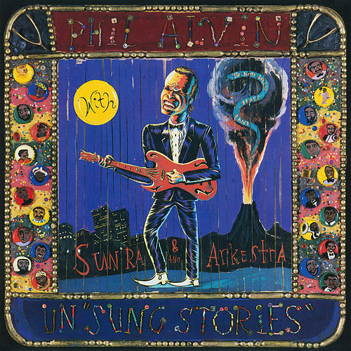 Un 'Sung Stories' von Phil Alvin