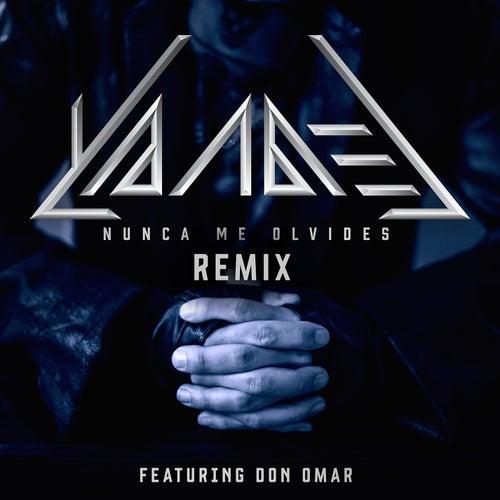 Nunca Me Olvides (Remix) de Yandel