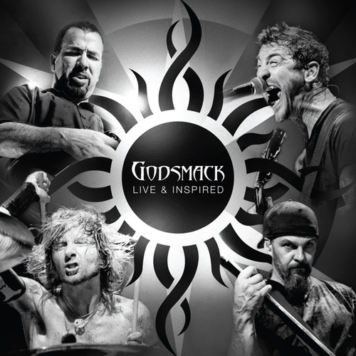 Live And Inspired de Godsmack