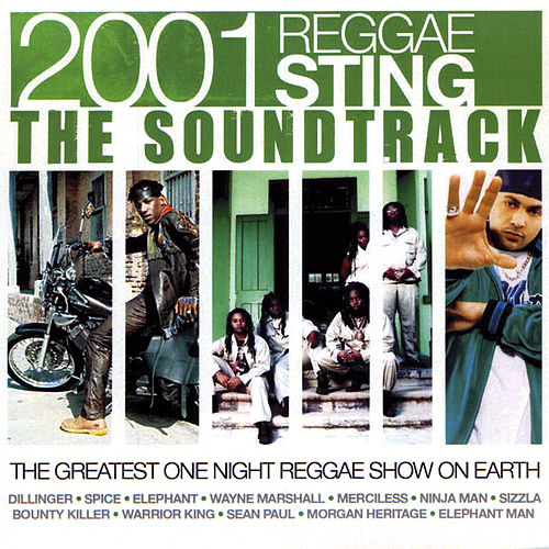 2001 Reggae Sting The Sound Track by Various Artists