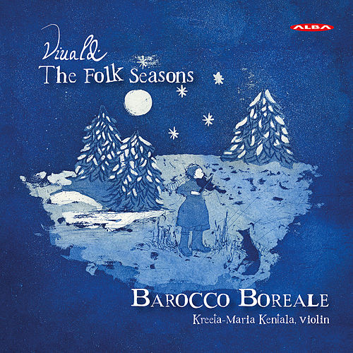 Vivaldi: The Folk Seasons de Various Artists