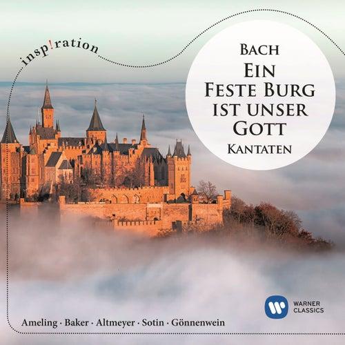 Bach: Ein feste Burg ist unser Gott - Kantaten (Inspiration) von Consortium Musicum