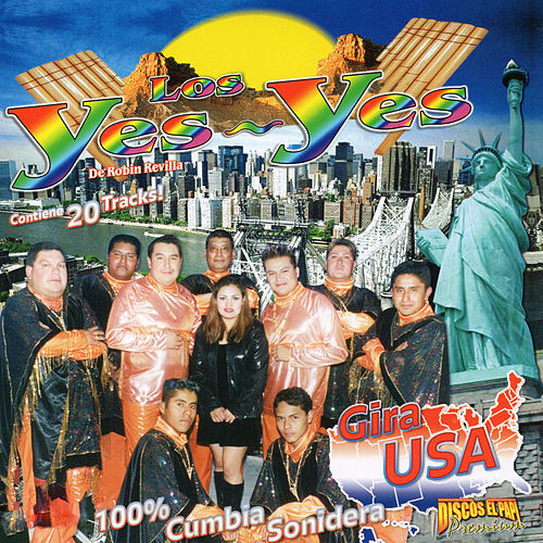Gira USA by Los Yes Yes