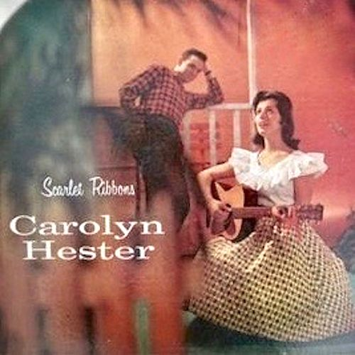 Scarlet Ribbons by Carolyn Hester