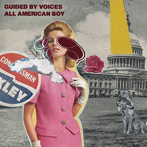 All American Boy de Guided By Voices