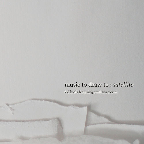Music to Draw To: Satellite by Kid Koala