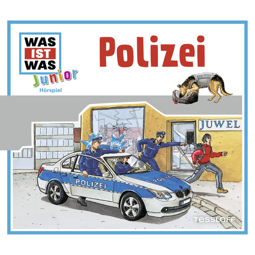 08: Polizei von Was Ist Was Junior