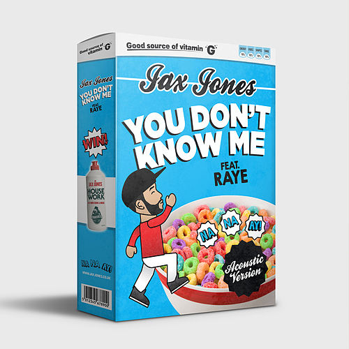 You Don't Know Me (Acoustic Version) by Jax Jones : Napster