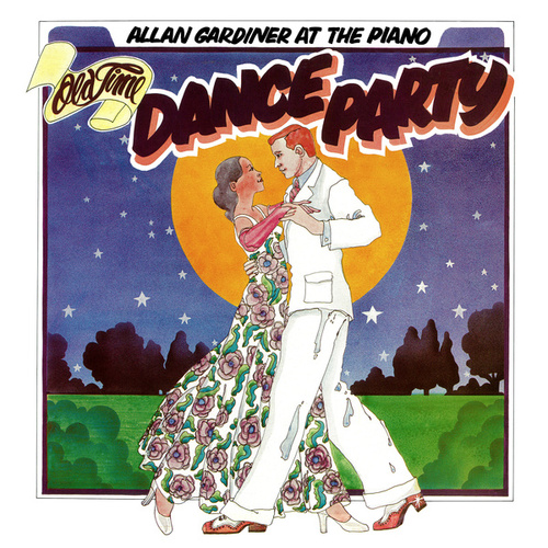 Old Time Dance Party de Allan Gardiner