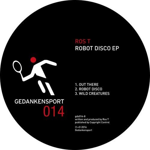 Robot Disco EP de Rost