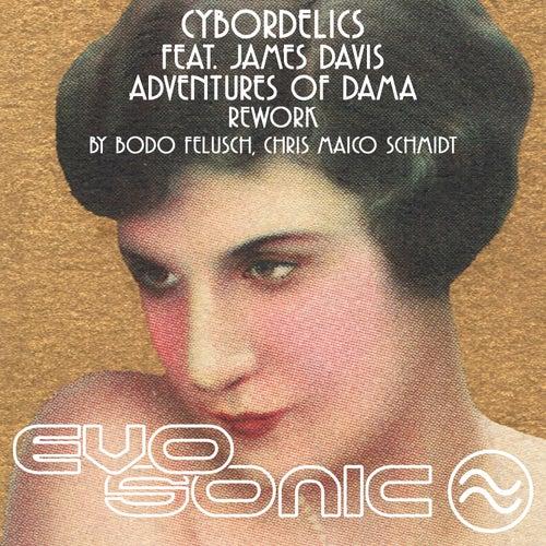 Adventures of Dama Version von Cybordelics