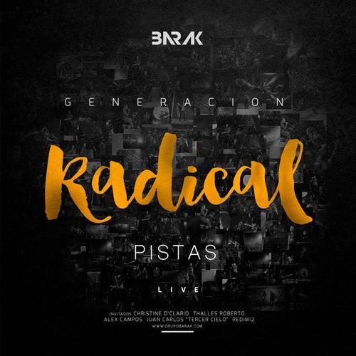 Generación Radical (En Vivo) [Pistas Instrumentales] de Barak