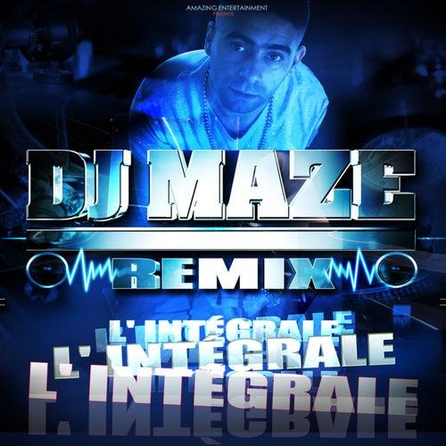 Maze Remix: L'intégrale de DJ Maze