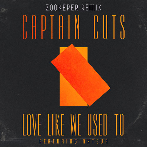 Love Like We Used To (Zookëper Remix) von Captain Cuts