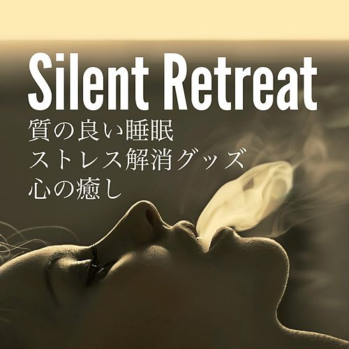 Silent Retreat - 質の良い睡眠 ストレス解消グッズ 心の癒し by Reiki Healing Music Ensemble