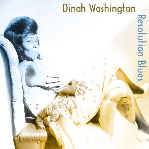 Resolution Blues de Dinah Washington