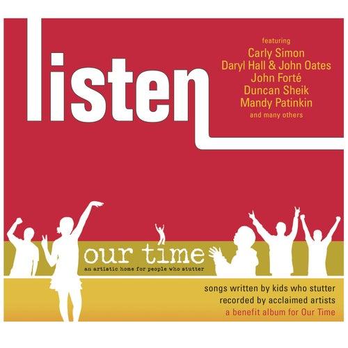 Listen (A Benefit Album For 'Our Time') de Various Artists