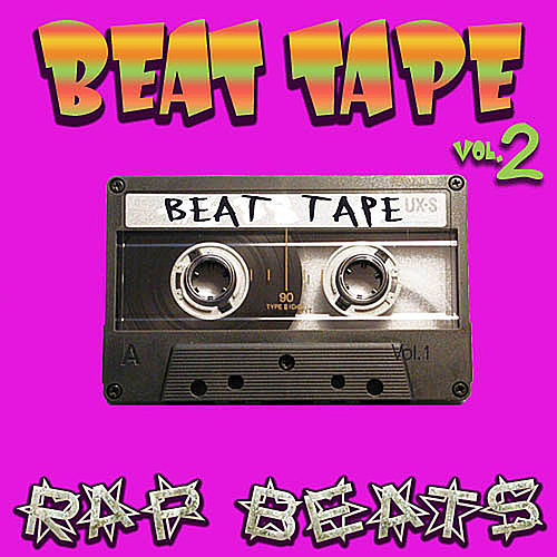 Beat Tape Hip Hop Instrumentals and Tracks for Demos Vol. 2 by Rap Beats