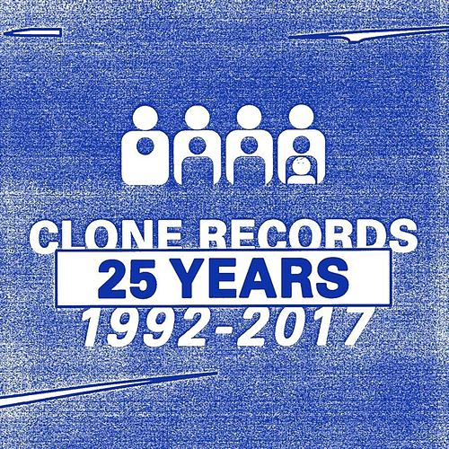 25 Years of Clone Records Vol. 1 von Various Artists