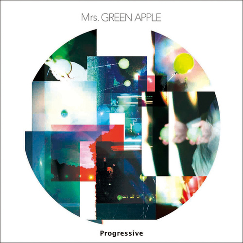 Progressive de Mrs. Green Apple