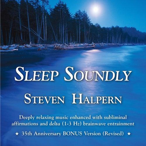 Sleep Soundly (Bonus Version) [Remastered] von Steven Halpern