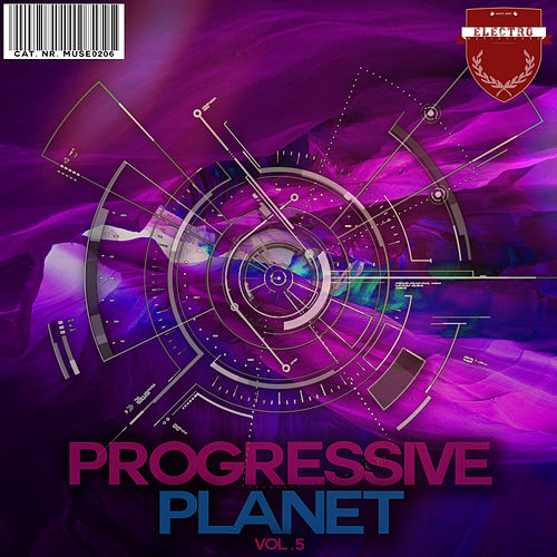Progressive Planet, Vol. 5 von Various Artists