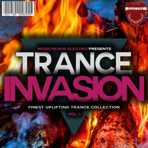 Trance Invasion, Vol. 1 de Various Artists