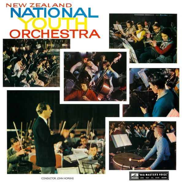 New Zealand National Youth Orchestra by John Hopkins