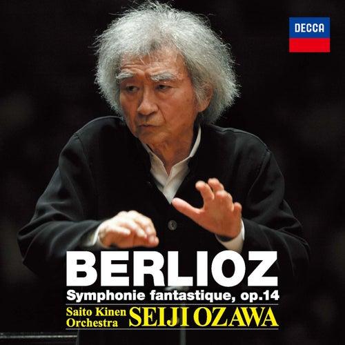 Berlioz: Symphonie fantastique, Op.14 (Live At Kissei Bunka Hall, Nagano-ken Matsumoto Bunka Kaikan / 2014) by Seiji Ozawa