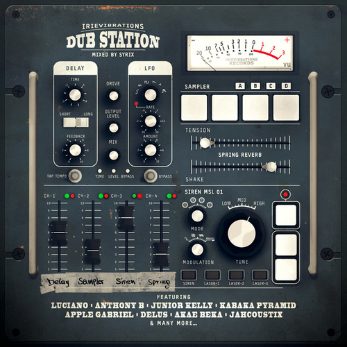 Irievibrations: Dub Station by Various Artists