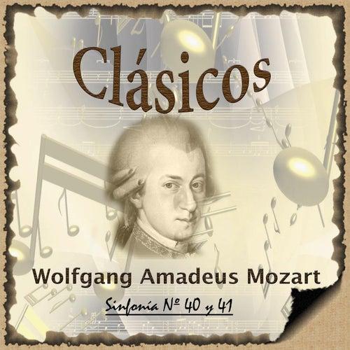 Clásicos: Sinfonía Nos. 40 y 41 by Mozart Festival Orchestra