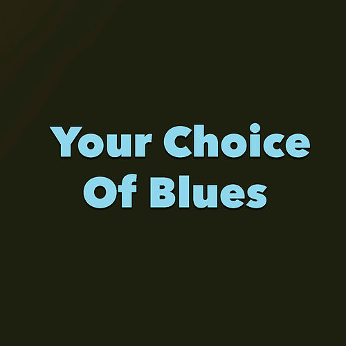 Your Choice Of Blues de Various Artists