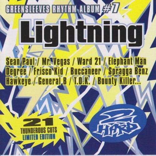Greensleeves Rhythm Album #7 Lightning de Various Artists