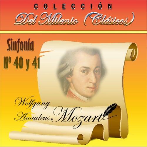 Colección del Milenio: Sinfonía Nos. 40 y 41 by Mozart Festival Orchestra