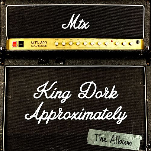 King Dork Approximately the Album de Mr. T Experience