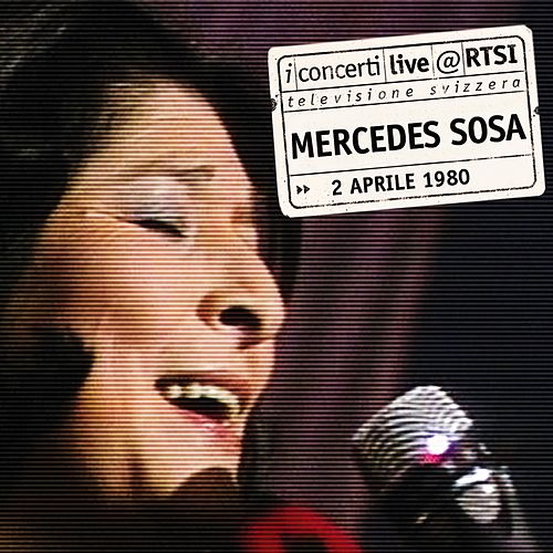 Live at RTSI de Mercedes Sosa
