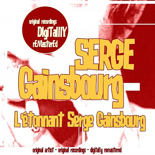 L'étonnant Serge Gainsbourg de Serge Gainsbourg