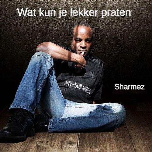 Wat Kun Je Lekker Praten van Sharmez