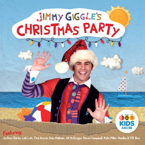Jimmy Giggle's Christmas Party de Various Artists