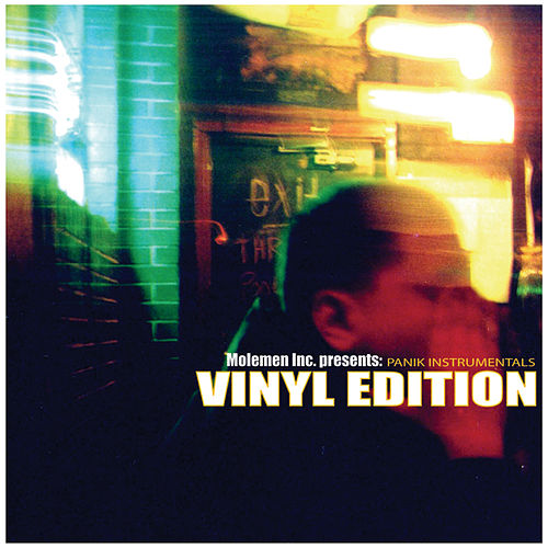 Vinyl Edition Instrumentals by Panik