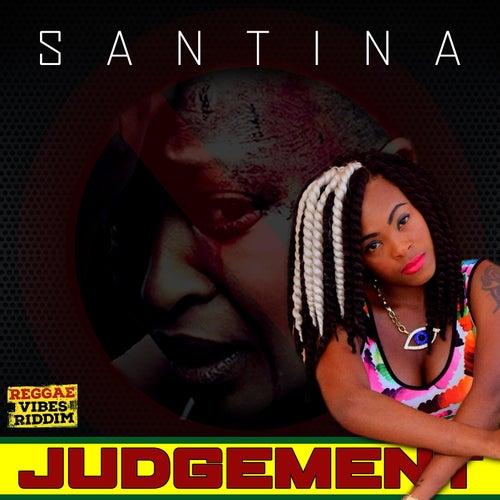 Judgement (Reggae Vibes Riddim) by Santina
