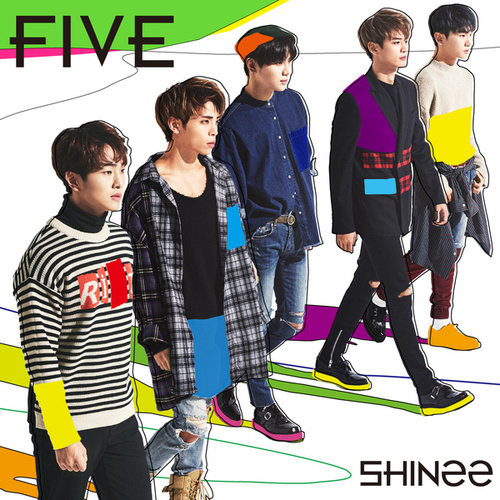 Five by SHINee