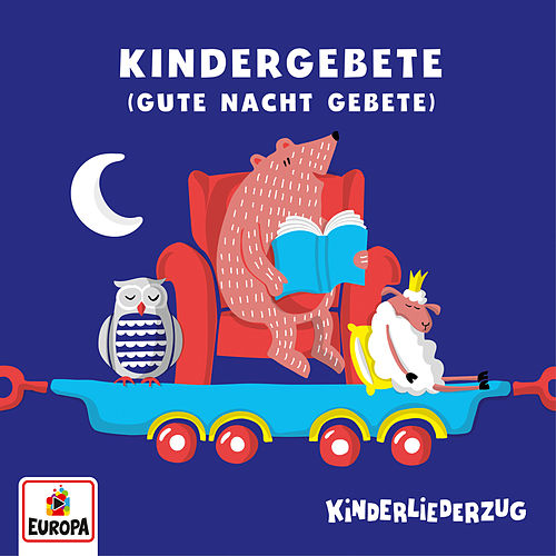 Kindergebete - Gute Nacht Gebete by Lena, Felix & die Kita-Kids